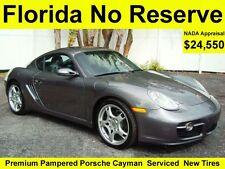 Porsche: Cayman Cayman