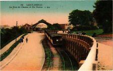 CPA  Saint-Brieuc - La Gare des Chemins de Fer Bretons     (243706)