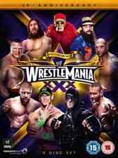 WWE: WrestleMania 30 DVD NUOVO