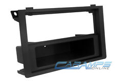 CAR STEREO SINGLE OR DOUBLE 2 DIN RADIO CD PLAYER DASH INSTALL KIT INSTALLATION