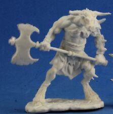 Bloodhoof MINOTAURO Barbaro-Reaper Miniatures Dark Heaven Ossa - 77251