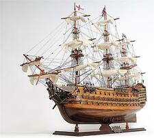 HMS Victory Exclusive Edition Horatio Nelson's Flagship Wooden Model Ship