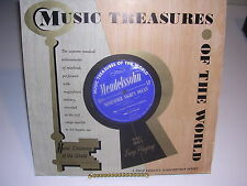 Music Treasures of the World Mendelsshon and Tchaikovsky NM / VG