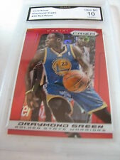 DRAYMOND GREEN WARRIORS 2013 PRIZM RED PRIZM # 30 GRADED 10   L@@@K