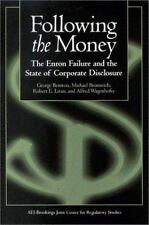 Following the Money: The Enron Failure and the State of Corporate Disc-ExLibrary