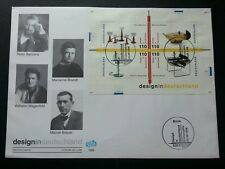 Germany Design 1998 Lamp Chair Advance Technology (miniature FDC)