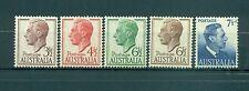 RE GIORGIO VI - KING GEORGE VI AUSTRALIA 1951/1952 Common Stamps