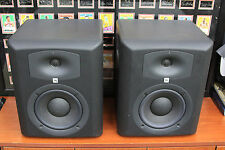 JBL LSR6328P Stereo Speakers PAIR Linear Spatial Reference Bi-Amplified Monitor