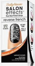 SALLY HANSEN SALON EFFECTS NAIL POLISH STRIPS #004 HORSE A-ROUND