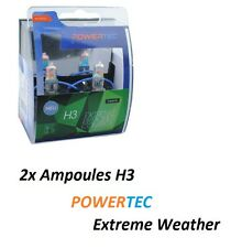 2x AMPOULES H3 Extreme Weather Control CITRO?N EVASION (22, U6)