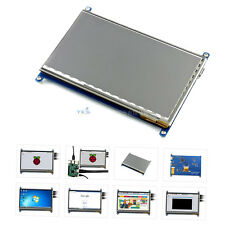 7 Inch HDMI LCD Screen Module for Display Ultra Clear For Raspberry Pie BY