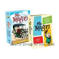 Mr. Magoo: Complete Theatrical & Television Series Collection Box/DVD Sets NEW!