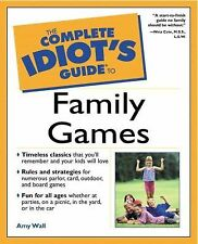 Amy Wall - Cig To Family Games (2001) - Used - Trade Paper (Paperback)