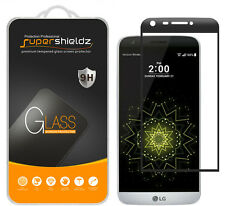 Supershieldz- LG G5 [Full Screen Coverage] Tempered Glass Screen Protector Saver
