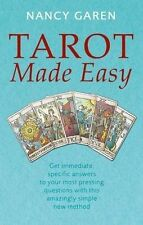 Tarot Made Easy by Nancy Garen Paperback NEW