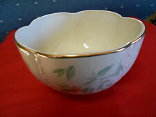 Outstanding Vintage LENOX Bowl MORNINGSIDE COTTAGE Collection..Made in USA