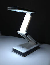 USB LED Schreibtischlampe Leselampe Lampe Leuchte Gadget 24 LED Dimmbar faltbar