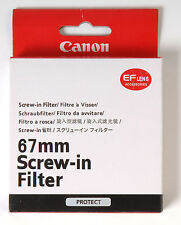 Canon Filtro colore neutro 67 mm UV