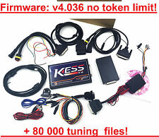 Kess v2.25 FW 4.036 Master + 80000 Chiptuning Files-Supreme Chip Tuning Set