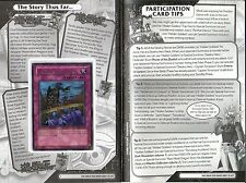 Hidden Soldiers SP02-EN003 Sneak Peek Card & Manga YuGiOh Promo near mint