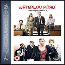 WATERLOO ROAD  - COMPLETE SERIES 8 **BRAND NEW DVD**