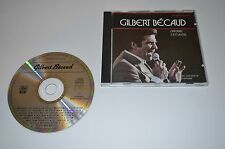 Gilbert Becaud - Same / EMI Pathe Preferences 1993 / France / 16 Tracks / Rar