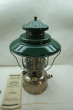 VINTAGE COLEMAN LANTERN MODEL 228D DOUBLE MANTLE MADE IN USA SUNSHINE NIGHT