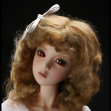 Dollmore BJD (8-9) MX Blended Mohair Wig (Brown)