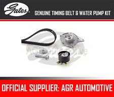 GATES TIMING BELT WATER PUMP KIT FOR RENAULT MEGANE III COUPE 1.5 DCI 106 2009-
