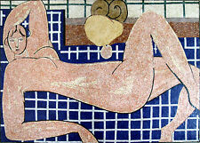 Nude Bathroom Bath Tiles Marble Mosaic FG349