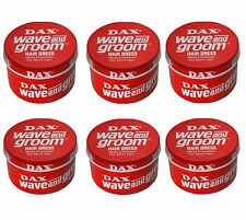 6X DAX HAIR WAX WAVE AND GROOM RED HAIR DRESS STYLE 99g