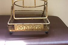 ANTIQUE HINE COGNAC BOTTLE HOLDER