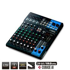 Yamaha MG10XU 10-Channel USB Mixer with Built-in SPX Digital Effects