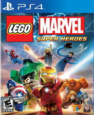 New Sony Playstation 4 PS4 Games LEGO Marvel Super Heroes US Version