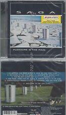 CD--SAGA--PLEASURE AND PAIN