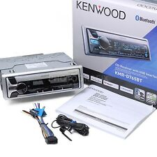 Kenwood KMR-D765BT Marine Boat Stereo CD Receiver Bluetooth (Replaced KMR-D562BT