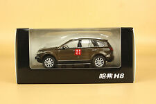 1/43 China Great Wall Haval H8 SUV diecast model