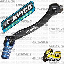 Apico Black Blue Gear Pedal Lever Shifter For Yamaha YZF 450 2014-2016 Motocross