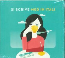 Med In Itali - Si Scrive Med In Itali Digipack Cd Sigillato