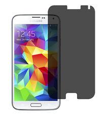 Blickschutzfolie Samsung Galaxy S5 Mini Privacy Displayschutz Folie Antispy matt