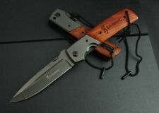 New Browning DA52 Pocket Knife For Hiking Blade Camping