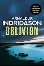 Oblivion, Arnaldur Indridason