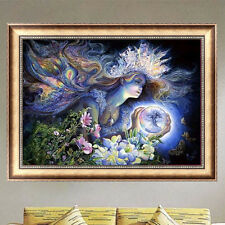 DIY 5D Diamond Beauty Resin Embroidery Painting Cross Stitch Kit Home Decor