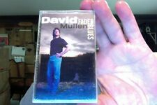 David Mullen- Faded Blues- new/sealed cassette tape