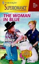 The Woman in Blue by Janice Kay Johnson (1999, Paperback)