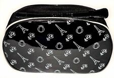 Lancome Makeup Bag Mini Train Case Cosmetic Travel Bag For Srorage & Accessories