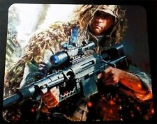 CALL OF DUTY SNIPER High Color Mouse Pad Mousepad Wedding Favor Gift MOU-0019
