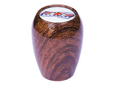 Wood effect gear knob fits classic vintage car wooden gearstick knob mountney