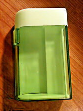 Fujima Green Auto Dispensing Plastic King Size Cigarette Case