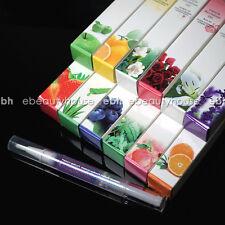 12 PCS Revitalizer Cuticle Oil Pen Brush Nail Art Care Treatment #086Y